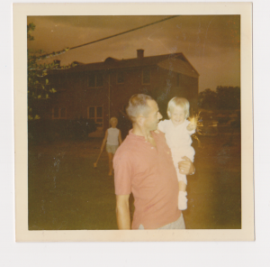 Fourth of July Early 1970's  Fort Belvoir Virginia