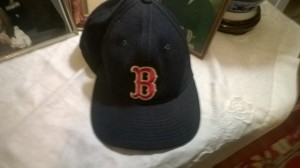 My Boston Red Sox's Cap