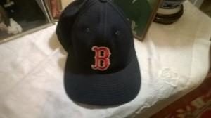 My Boston Red Sox's Cap