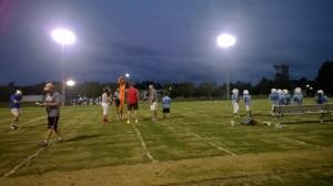 Park and Rec Football